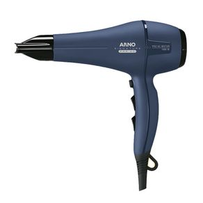 Secador de Cabelo Arno Signature Pro AC 2200W com Ions Azul 220V