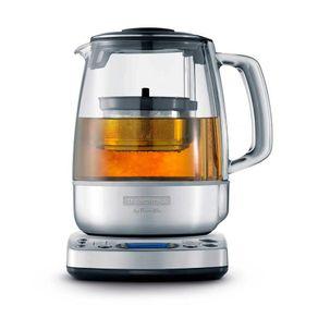 Bule Elétrico Tramontina By Breville Gourmet Tea Jarra 1,5 Litros em Vidro 220V