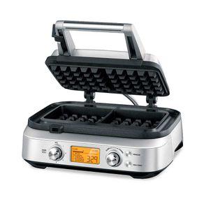 Máquina de Waffle Tramontina By Breville Smart Inox com 12 Funções e Timer 220V
