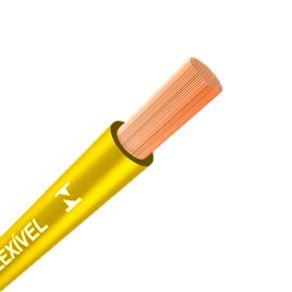 Cabo Flexível Controller 2,5mm BWF 750V com 100m Amarelo
