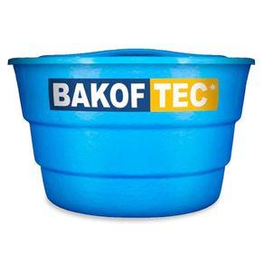 Caixa D'água Bakof Tec 500 Litros em Fibra de Vidro Com Tampa