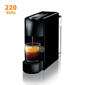 Cafeteira Expresso Nespresso Essenza Mini C30 Ultracompacta 0,6 Litros Preta 220V
