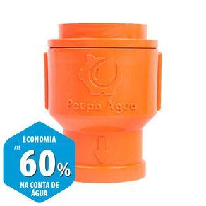 Válvula Bloqueadora de Ar no Hidrômetro Poupa Água 3/4 para Economia de até 60% na Conta de Água
