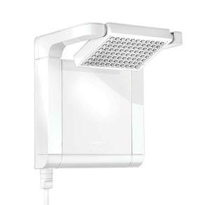 Chuveiro Eletrônico Lorenzetti Acqua Star Ultra 7800W com Jato Multidirecional Branco 220V